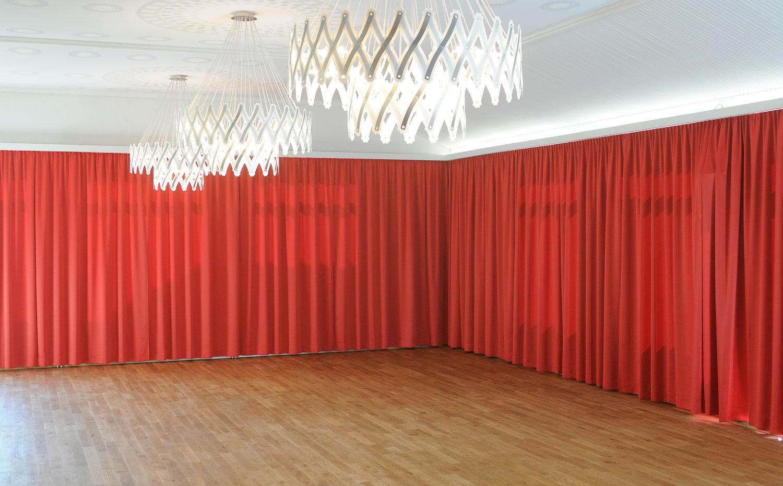 Vorhang Beratung von Herzog Inneneinrichtungen aus Grosswangen